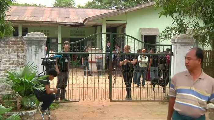 Myanmar court hears appeal of Reuters reporters