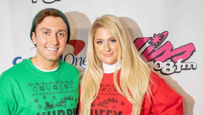 Meghan Trainor And Daryl Sabara Get Married One Year After Engagement
