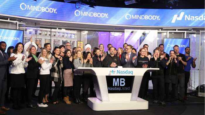 Tech Platform Mindbody To Go Private