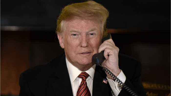 Trump Asks Child If 7-Year-Olds Still Believe In Santa During Phone Call