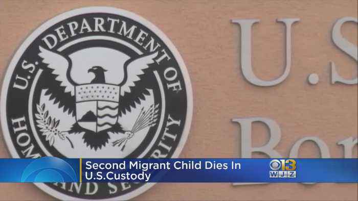 US Says 2nd Guatemalan Child Has Died In Immigration Custody