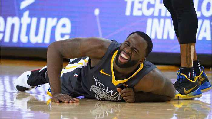 Draymond Green Is Kind Of Killing The Warriors