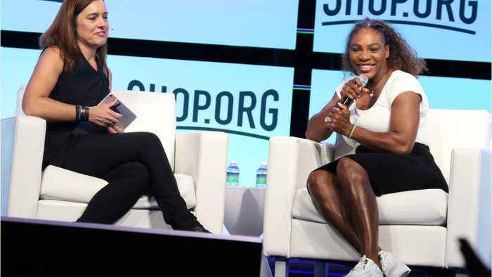 Serena Williams Supports Pro-Parent Tennis Rule Change