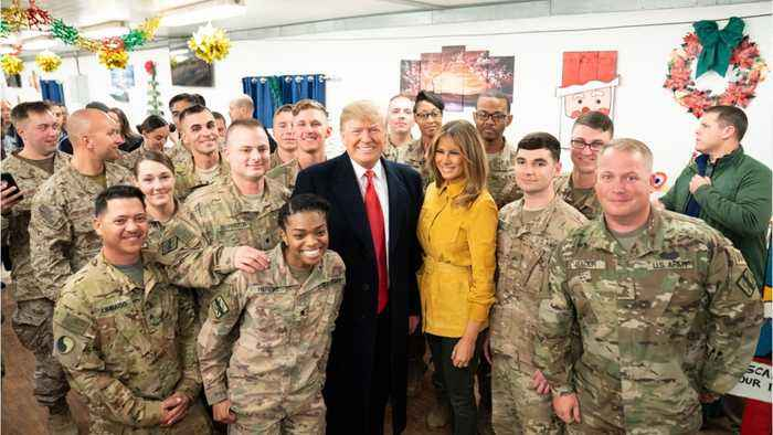 Trump Misleads About Military Pay Raises Again