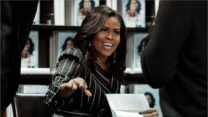 Barack, Michelle Obama Named 'Most Admired' In Gallup Survey