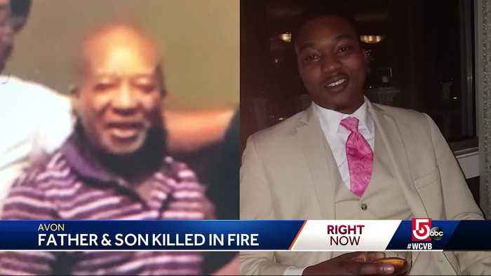Father, son killed in fire remember for their dedication, devotion to family