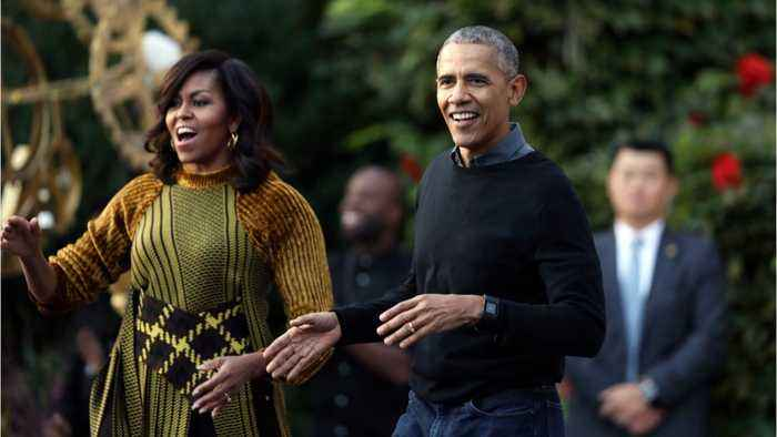 Barack And Michelle Obama Top Gallup Poll Of Most-Admired Men And Women