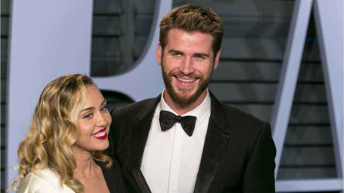 Miley Cyrus And Liam Hemsworth Wrap Up 2018 By One News Page Video