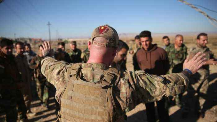 Iraqi Lawmakers Demand US Troops Leave Their Country
