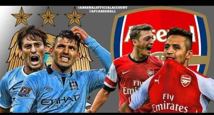 Match Preview Man City V Arsenal