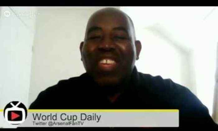 World Cup Daily - Germany & Arsenal Win The World Cup