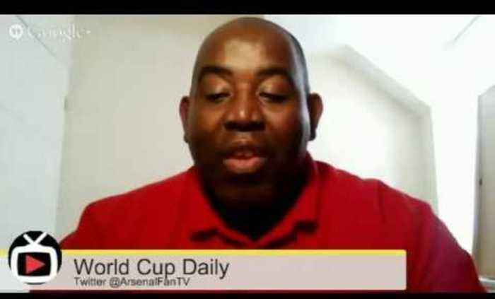 World Cup Daily - Brave USA, Debuchy Deal Done