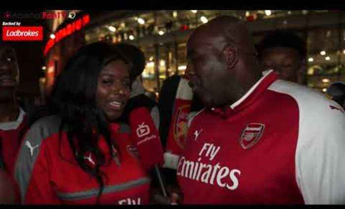 Arsenal 4-3 Leicester City | Giroud Is Our Super Sub (Pippa)