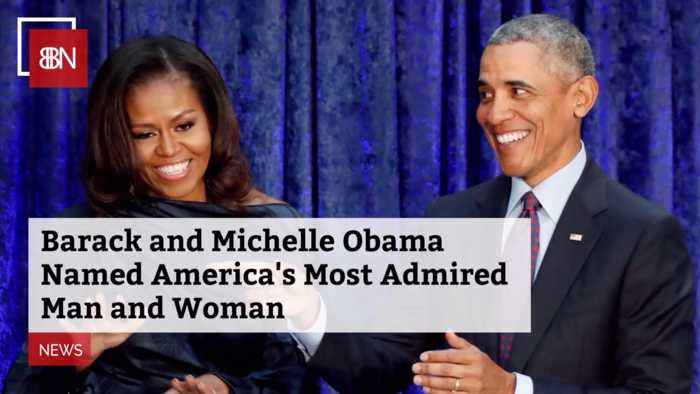 Trump May Not Like Who Was Picked As Most Admired Man And Woman In America