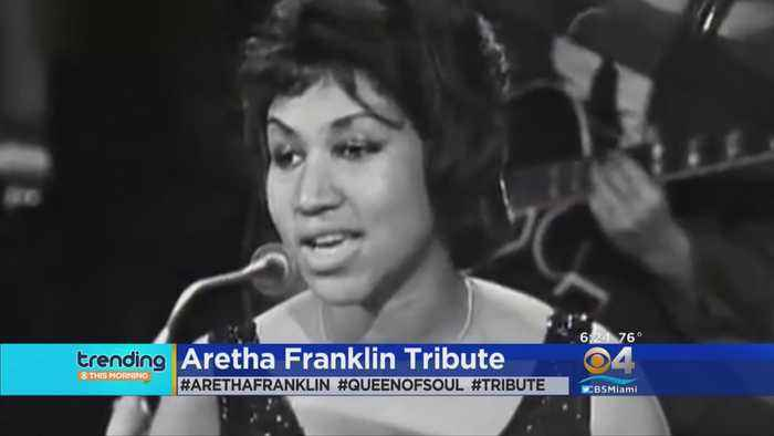 Trending: All-Star Tribute To Aretha Franklin