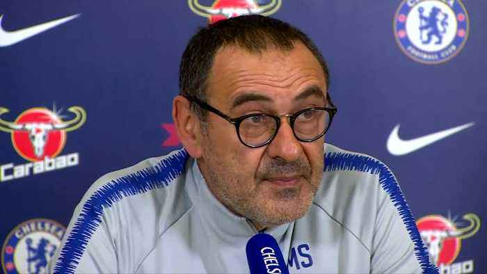 Chelsea's Sarri says Italy must do more over racism in soccer