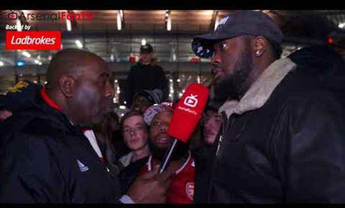 Arsenal 2-1 Chelsea | Time To Win Another At Trophy At Tottenham's Home Ground!! | Carabao Cup
