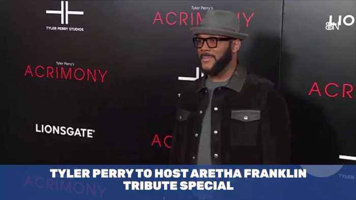 Tyler Perry To Pay Tribute With Aretha Franklin Special