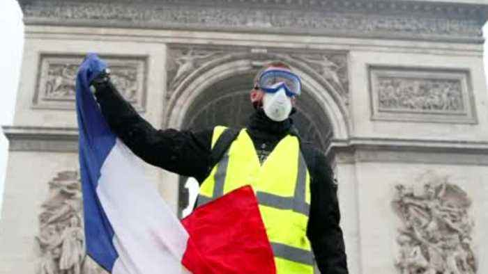 France's 'Yellow Vest' Protests Continue