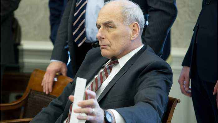 John Kelly: It's Not A Wall