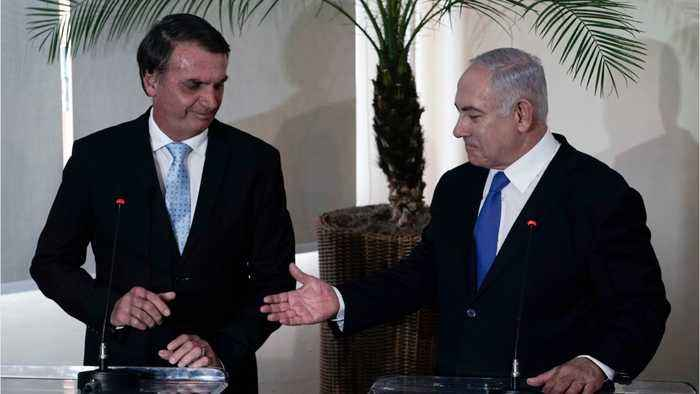 Brazil Moving Its Embassy to Jerusalem Matter of 'When, Not If'