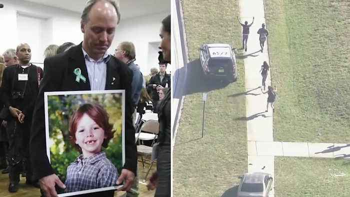 Sandy Hook Father Still Fighting for Change After Record Year for School Shootings