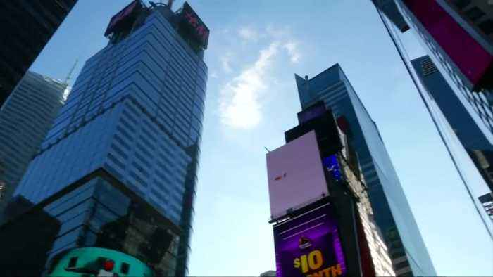 Times Square NYE party to honor press freedom