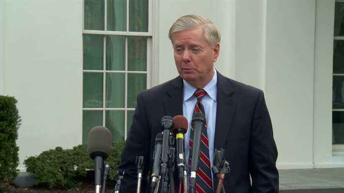 Trump receptive to shutdown deal idea: Sen. Graham