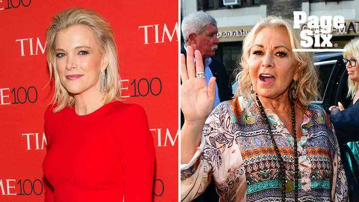 Roseanne Barr and Megyn Kelly were both 'canceled' in 2018