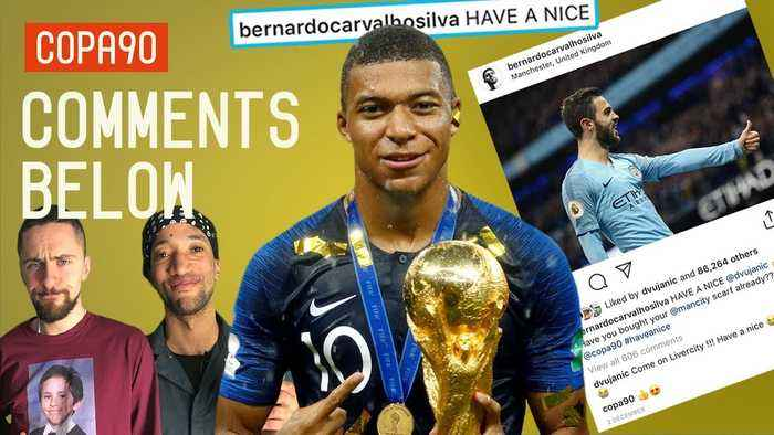 2018 - The Year Bernardo Silva Had A Nice & France Won The World Cup | Comments Below 2018 Wrap Up