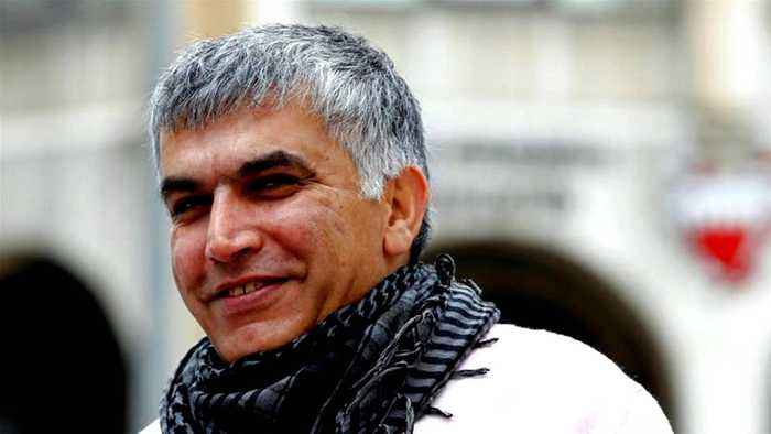Bahrain's Nabeel Rajab loses final appeal in 'insult' case