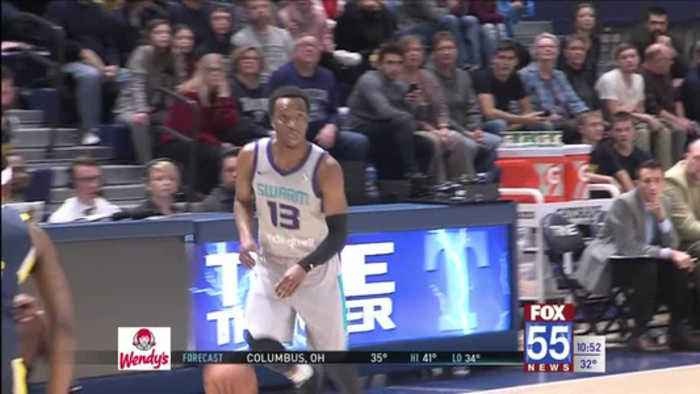 Mad Ants drop home game in Angola to Swarm