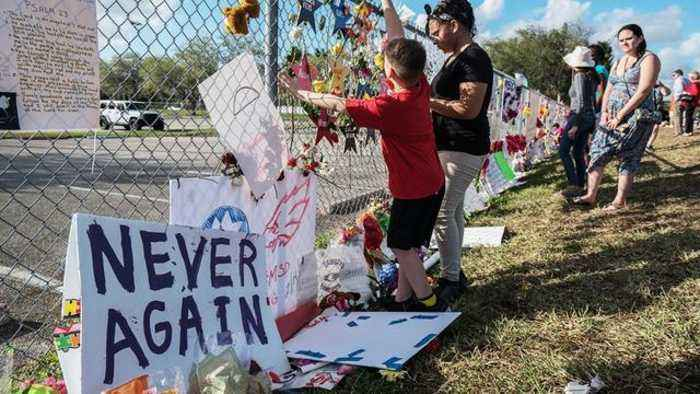 A Look Back at 2018's Mass Shootings