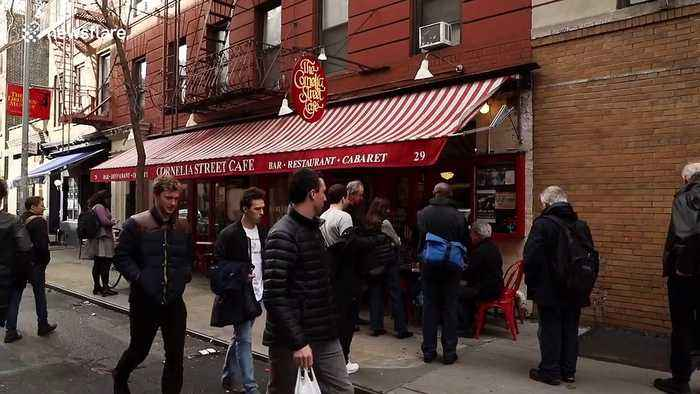 Rising rents force New York's Cornelia Street Cafe to close for good on New Year's Day