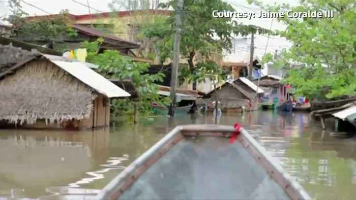 Death toll from Philippine landslides, floods climbs to 85