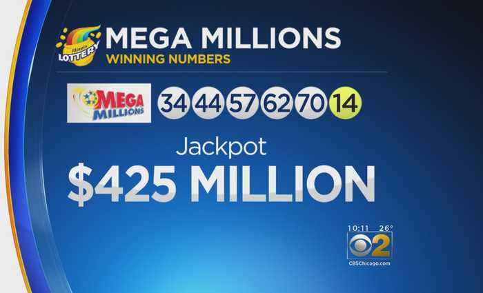 $425 Million Jackpot Lures Those Looking For A Big Payout