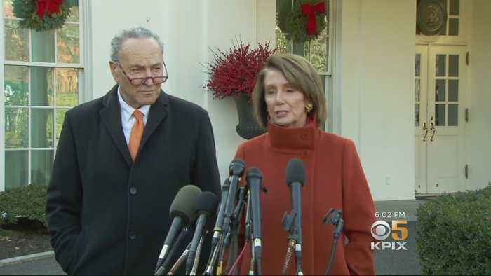 Dems Strategize As Pressure On Lawmakers To End Shutdown Builds