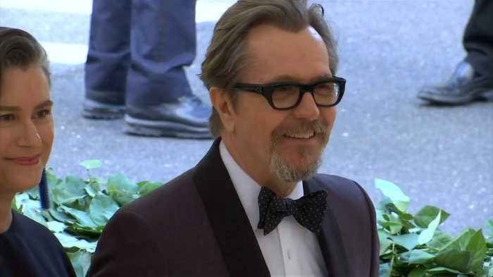 Gary Oldman to reprise Winston Churchill role on stage