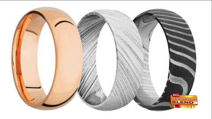Countless Options for Customized Wedding Bands