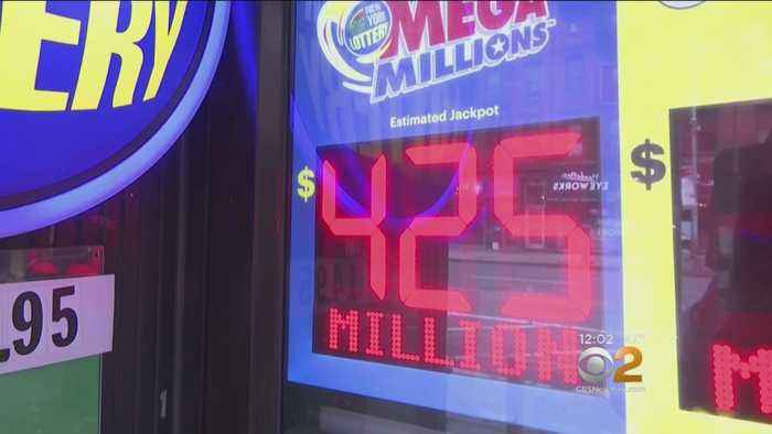 Winning $437 Mega Millions Ticket Sold On Long Island
