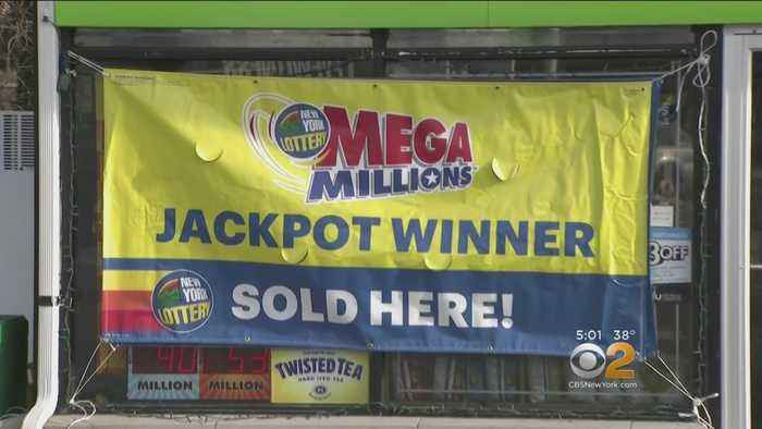 Mystery Grows After Mega Millions Jackpot-Winning Ticket Sold On Long Island