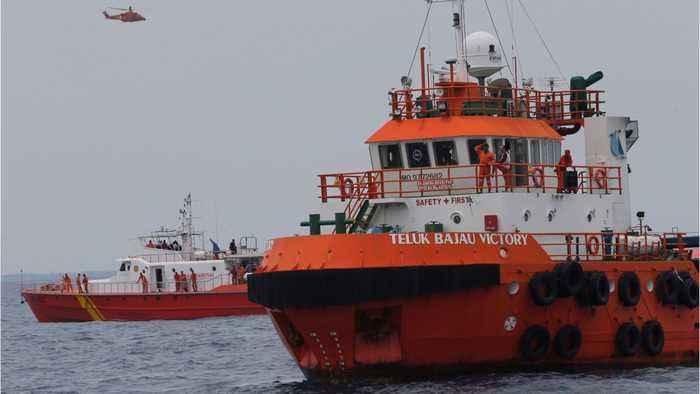 Lion Air Ends Search For Black Box