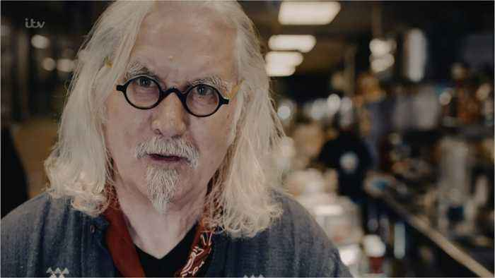 "Billy Connolly Says He is ""Near The End"" of His Life"
