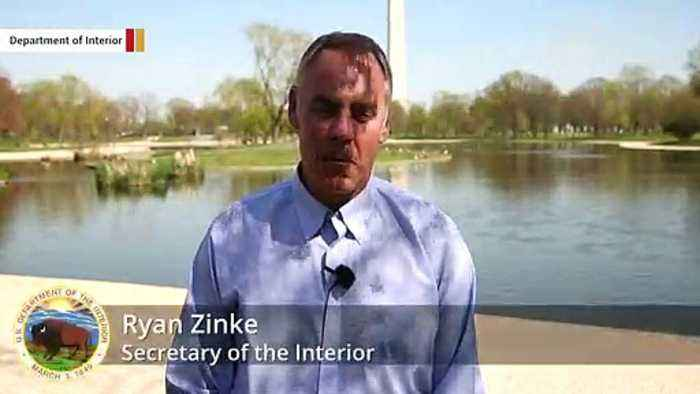Justice Department Is Reportedly Working To Determine If Zinke Lied To Inspector General