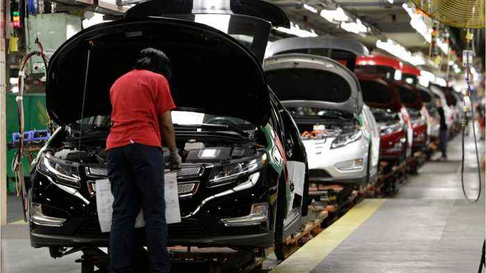 UAW Files Suit Against GM Over Temporary Workers