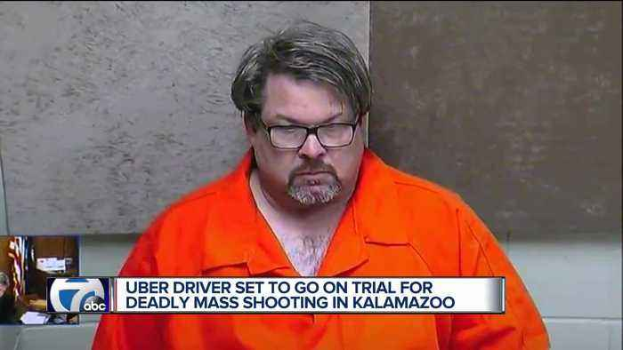 Jury selection begins in case of Kalamzoo Uber driver charged in mass shooting