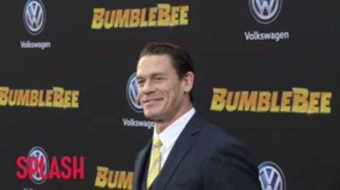 John Cena Joined Bumblebee To Show Off Acting Ability