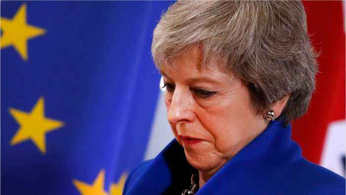 May's Ministers Warn Against No-deal Brexit