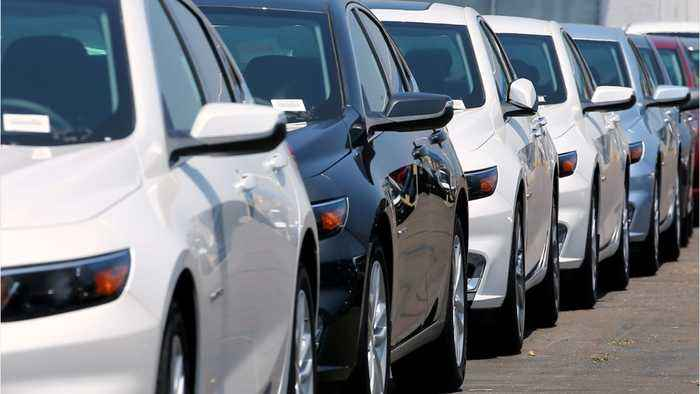 Automakers See A Decline In U.S. New Vehicle Sales At End Of 2018
