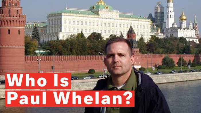 Who Is Paul Whelan, US Citizen Detained In Russia On Espionage Charges?
